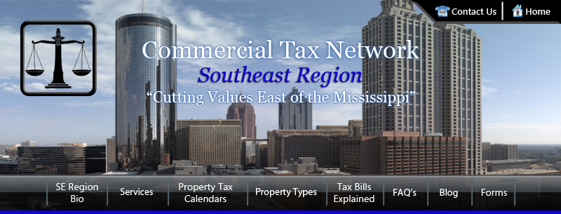 Property Tax Advocacy Commercial Tax Network Southeast Region